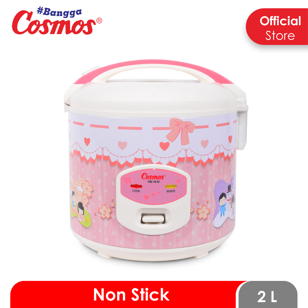 RICE COOKER COSMOS CRJ 3232 2L