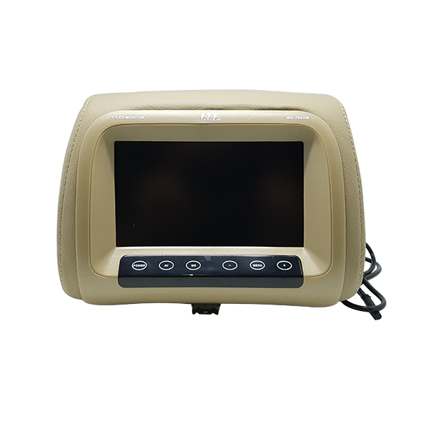 HEADREST MH-7002 MONITOR 7