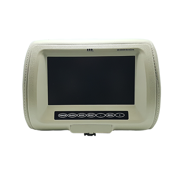 HEADREST MH-8002 MONITOR MOVIE ZONE