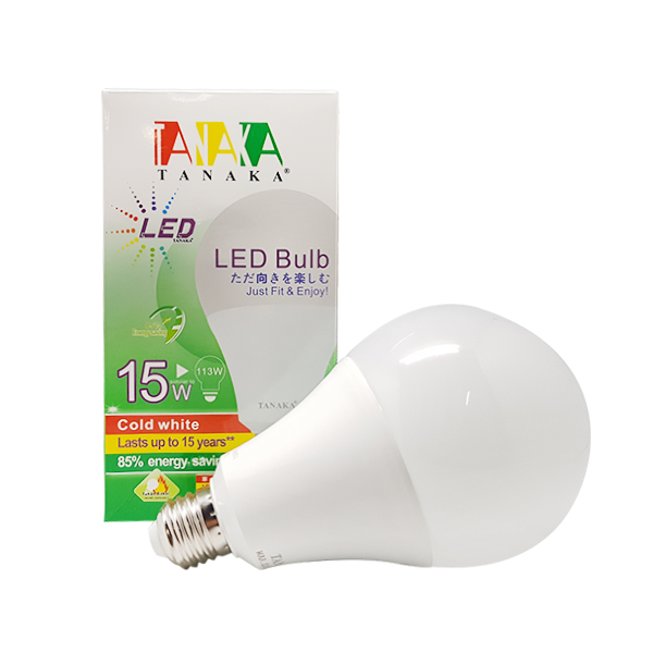 LED BULB SUPER 15W - WHITE TANAKA