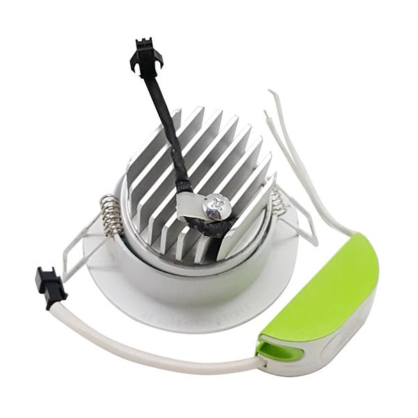 LED DOWNLIGHT ADJUSTABLE 3W-WARM WHITE