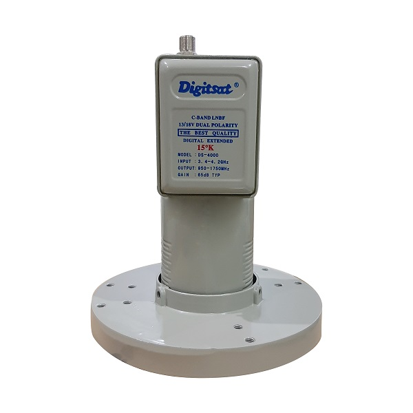 LNB C BAND SINGLE DIGISAT DS-4000